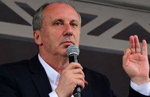 İnce'den ilk açıklama: Adil bir yarış değildi, ama Erdoğan'ın kazandığını kabul ediyorum
