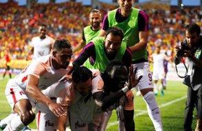 Galatasaray şampiyon oldu