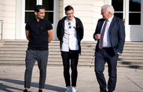 Erdoğan'la görüşen futbolcular zor durumda