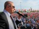 Erdoğan'dan Kılıçdaroğlu'na: Madem kontrollü darbe, niye Yenikapı'ya geldin?
