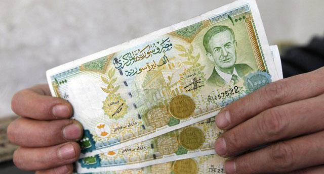 Olmaz denen oldu, Suriye parası TL karşısında %15 değer kazandı