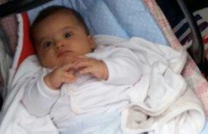 Anne babası gözaltına alınınca  2. aylık bebek acil servisinin önünde kaldı...