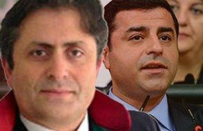 Selahattin Demirtaş'ın açıklamalarına eski Hakim'den itiraz var....