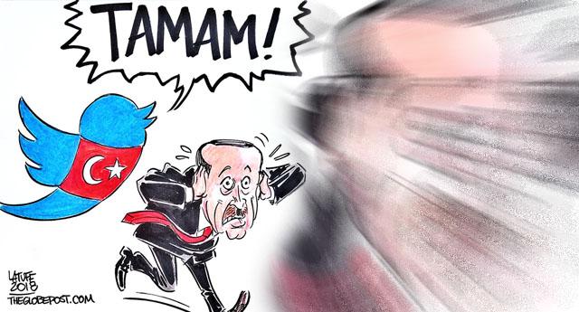 AKP'den T A M A M talimatı: Sürekli paylaşım yapın ve beğenin