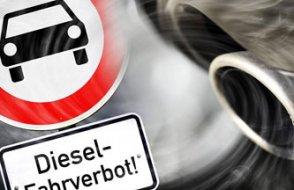 Uzmanlar umutlu : Korona Krizi Almanya'da dizel araç yasağına çare olacak mı?