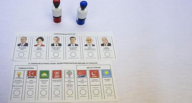 AKAM anketi: HDP barajı geçiyor, Başkanlık seçimi ikinci tura kalıyor