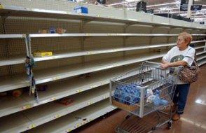 Venezüela'da iki asgari ücretle bir kilo et alınabiliyor