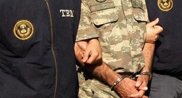 [ Cadı avında bugün ] İzmir'de 47 asker hakkında gözaltı kararı....