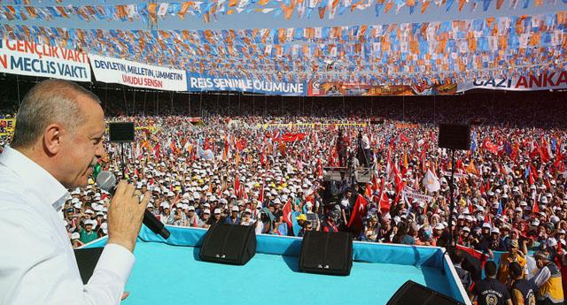 Erdoğan 5 gün önce söylediğini inkar etti... Görüntüler ortaya çıktı..