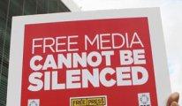 Türkiye'de basın özgürlüğü için kampanya
