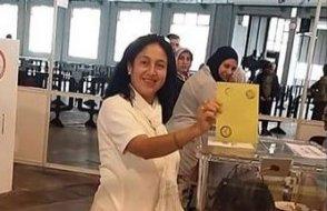 AKP'li kadın oyunu iki kez mi kullandı?