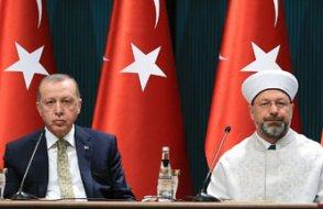 Diyanet İşleri Başkanı'nın işi Erdoğan propagandasını parlatmak mı?