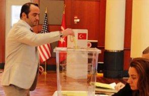 Yurtdışında bu kez seçimlere katılım rekoru kırıldı