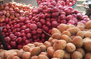 Fiyatları düşürmek için patates ve soğan ithal edilmesine karar verildi