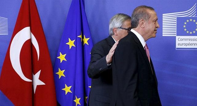 AB'den hileye karşı Türkiye'ye uyarı