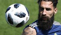 Almanya maçının ardından ölüm tehditleri alan Jimmy Durmaz: İsveç milli takımında oynamaktan gurur duyuyorum