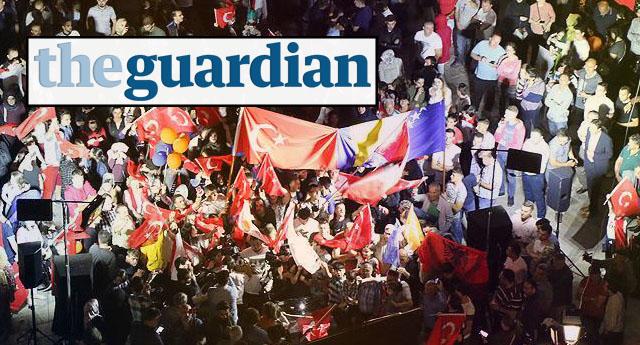 Guardian sordu: Türkiye'de seçimler özgür ve adil miydi? İşte cevaplar....