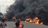 Nijerya'da boru hattında patlama: 50 ölü