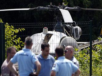 Ünlü gangster, cezaevinden helikopterle firar etti