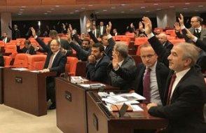 Halkbank'tan her milletvekiline 9 bin 700 TL ödeme