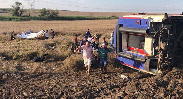 Bu kaçıncı? İşte AKP'li yıllarda yaşanan tren kazaları...