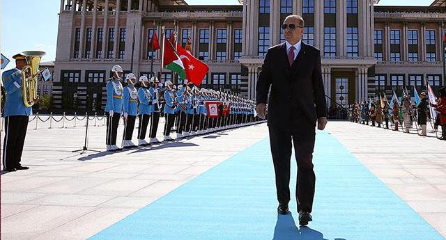 """""""Allah'ın lütfu' açıklamasından sonra Erdoğan'dan 15 Temmuz hayırlara vesile oldu açıklaması..."""