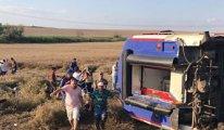 Çorlu'daki tren kazası davasının ilk duruşmasında mahkeme heyeti çekildi