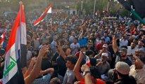 Gösteriler Bağdat'a sıçradı, hükümet interneti kapattı