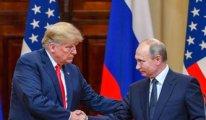 Putin'den Trump'a teşekkür mesajı