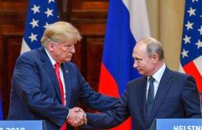 Putin ve Trump'tan gerginliği azaltmak için önemli zirve