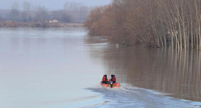Meriç Nehri'nde kaybolan Türk ailenin kimlikleri belli oldu