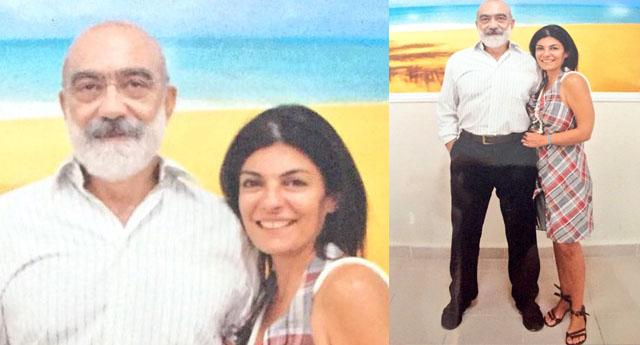 Ahmet Altan'ın kızı paylaştı