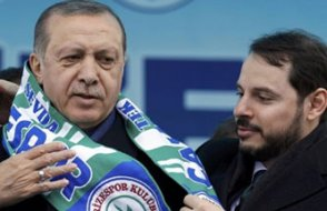 'Erdoğan damada ders versinler diye geceleri eve işadamları ve akademisyenleri çağırıyor'