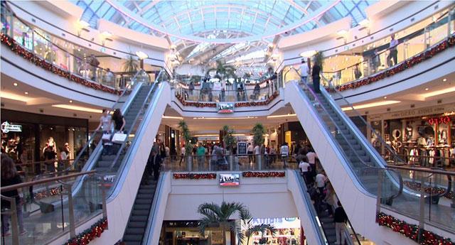 AVM'lerde dört bin dükkan boş bekliyor