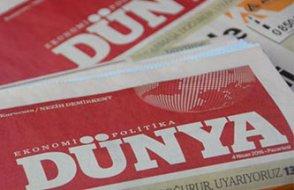 Dünya gazetesinde maaş krizi: Genel yayın yönetmeni ayrıldı