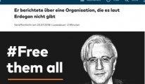 Die Welt: Tek suçu Erdoğan'ın yok saydığı bir örgütün haberini yapmak