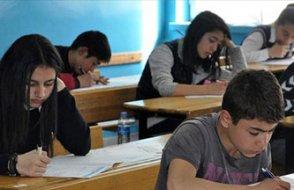 Liselerde sınavlar iptal edilmedi ama...