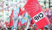 CHP'de bir ilçe topluca istifa etti
