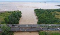 Karadeniz'deki sel felaketinden 500 bin kişi etkilendi