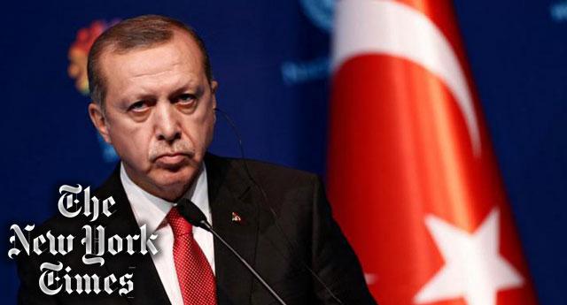 New York Times'ta basın özgürlüğü çağrısı: Erdoğan'a