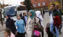 Almanya Türkiye'den 10 bin sığınmacı kabul etti