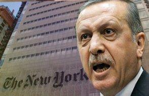 New York Times: Erdoğan, Batı'nın demokratik Türkiye umudunu yok etti