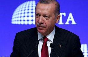 Cumhurbaşkanlığı sitesi Erdoğan'ın o sözlerini yayınlamadı