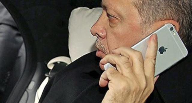 Erdoğan'ın hedef gösterdiği yerli telefonlar da Amerikan çıktı!