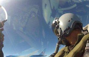 Erdoğan'ın uçağına escortluk yapan F-16 pilotu da tutuklandı