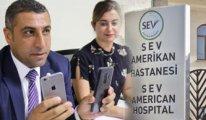 iPhone ile siyasi show yapan MHP Milletvekili Amerikan Hastanesi'nin sahibi çıktı