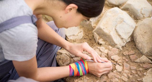 3500 yıllık mezarlarda ilginç keşif