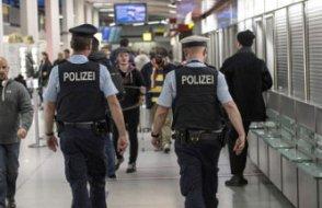Alman istihbaratı 2200 kişi potansiyel terörist olarak izleniyor