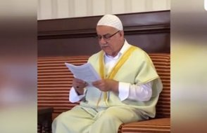 Mehmet Ali Şengül'den gönülleri titreten bayram duası