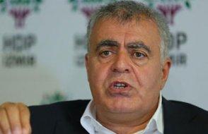 HDP'nin önemli ismi istifa etti